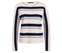 Pullover - beige/ blau/ schwarz