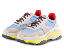 Sneaker TRIPLE S - HELLGRAU/ HELLBLAU