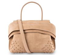 Handtasche WAVE - cognac