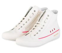 Plateau-Sneaker IBIZA - WEISS