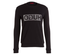 Sweatshirt DICAGOLO aus der HUGO REVERSED Kollektion