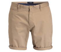 Chino-Shorts - beige