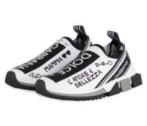 Sneaker SORRENTO - WEISS/ SCHWARZ