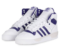 Hightop-Sneaker RIVALRY - WEISS/ BLAU