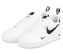 Sneaker AIR FORCE 1 07 LV8 UTILITY - WEISS