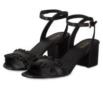 Sandalen BELLA - schwarz