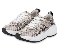 Sneaker YUKO - GRAU/ SCHWARZ