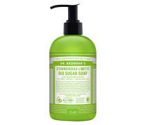 BIO SUGAR SOAP ZITRONENGRAS-LIMETTE 355 ml, 41.97 € / 1 l