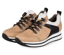 Sneaker - BEIGE/ SCHWARZ