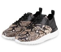 Sneaker - SCHWARZ/ CREME