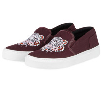 Slip-on-Sneaker K-SKATE - BORDEAUX