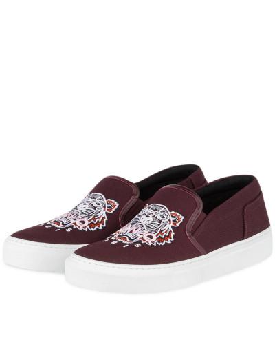 Slip-on-Sneaker K-SKATE - BORDEAUX
