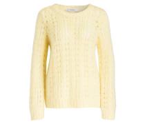 Pullover BEHAR - gelb