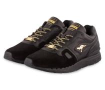 Sneaker TRIPLE BLACK - SCHWARZ/ GOLD
