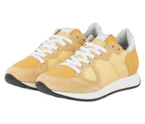 Sneaker MONACO - DUNKELGELB