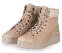Hightop-Sneaker MARBLESEA - HELLBEIGE