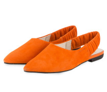 Sling-Ballerinas - ORANGE