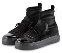 Hightop-Sneaker BIG mit Fellbesatz