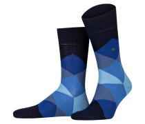 Socken CLYDE - 6122 marine