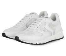 Plateau-Sneaker JULIA RACE - WEISS