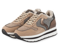Sneaker MAY - BEIGE/ GRAU/ BRONZE