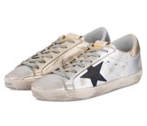 Sneaker SUPERSTAR - silber