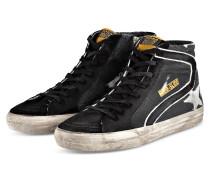 Hightop-Sneaker SLIDE - SCHWARZ