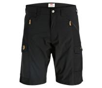 Outdoor-Shorts ABISKO - schwarz