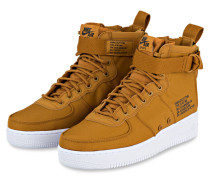 Hightop-Sneaker AIR FORCE 1 MID - OCKER
