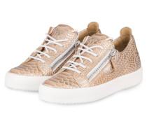 Sneaker GAIL - kupfer metallic