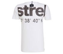 T-Shirt J-CLARK - weiss