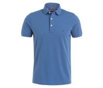 Piqu�-Poloshirt Slim-Fit