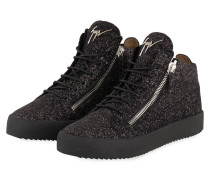 Hightop-Sneaker KRISS - SCHWARZ