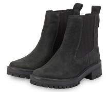 Chelsea-Boots COURMAYEUR VALLEY - SCHWARZ