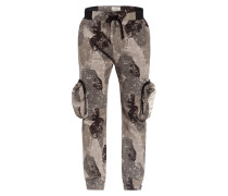 Cargohose im Jogging-Stil Slim Fit