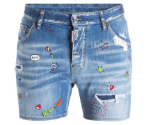 Jeans-Shorts DAN COMMANDO
