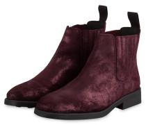 Chelsea-Boots - BORDEAUX