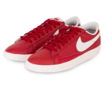 Sneaker BLAZER - rot/ ivory
