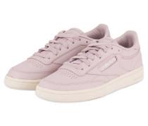 Sneaker CLUB C 85 - LILA/ SILBER