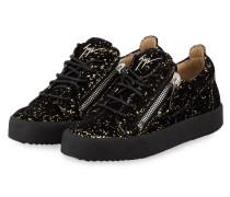 Plateau-Sneaker GAIL - SCHWARZ/ GOLD