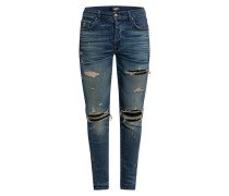 Destroyed Jeans MX1 Skinny Tapered Fit