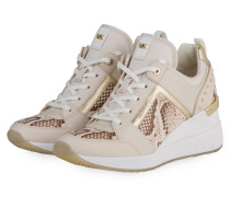 Sneaker GEORGIE - BEIGE/ GOLD