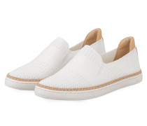 Slip-on-Sneaker SAMMY - weiss