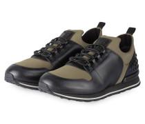 Sneaker - schwarz/ khaki