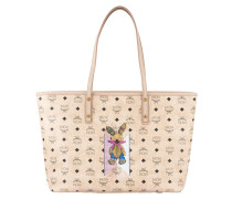 Shopper RABBIT mit Pouch - beige