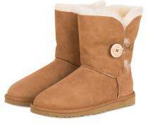 Fell-Boots BAILEY BUTTON - CHESTNUT