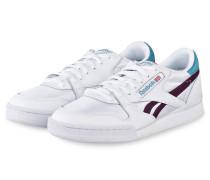 Sneaker PHASE 1 PRO - WEISS/ MINT/ LILA