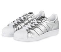 Sneaker SUPERSTAR - silber metallic
