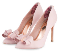 Satin-Pumps SKALETT - ROSÉ