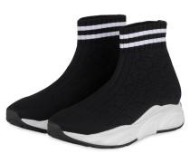 Plateau-Sneaker ULTRA - SCHWARZ/ WEISS